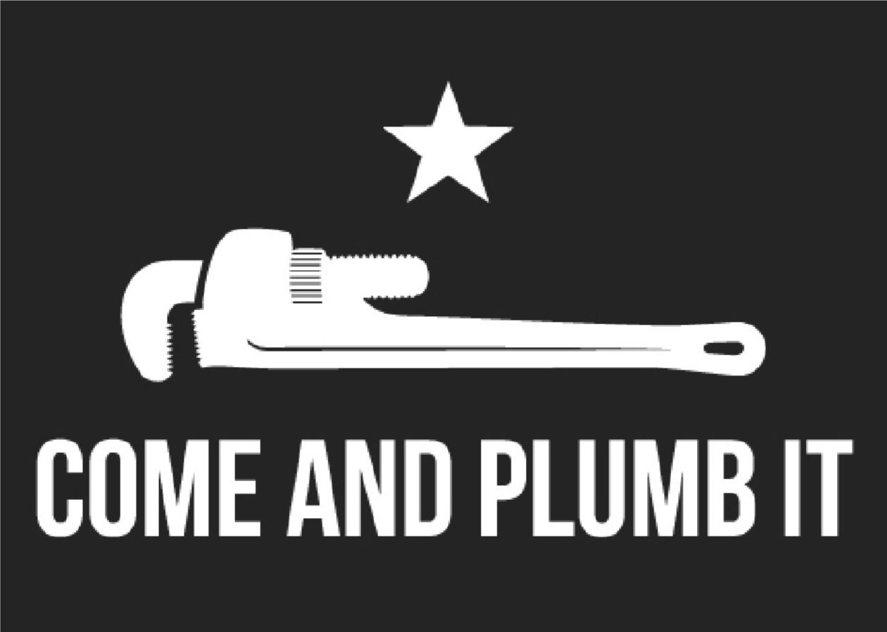 Come and Plumb It